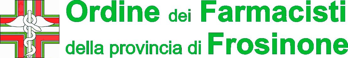 Ordine dei Farmacisti della Provincia di Frosinone